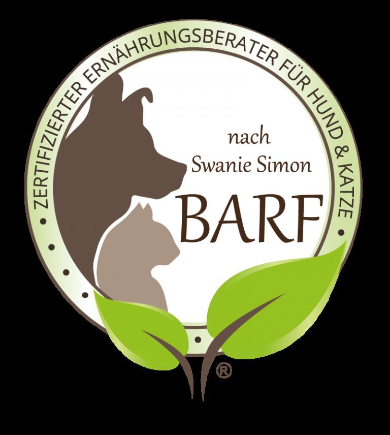 Logo, zertifizierter Ernährungsberater nach Swanie Simon