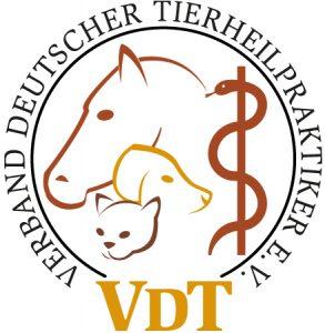 Verbanslogo VDT, Verband Deutscher Tierheilpraktiker e.V.